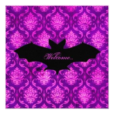 Halloween Themed GC | Battin' a Thousand Purple #Too Card