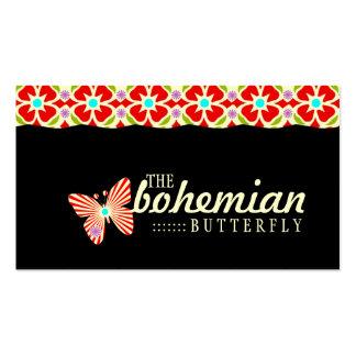 GC | Bohemian Butterfly 2 Business Card