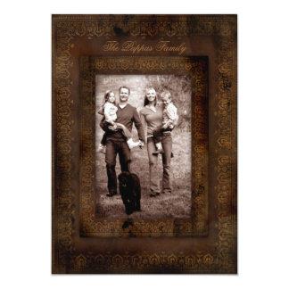 GC | Boundless Bellagio Family Reunion 5x7 Paper Invitation Card
