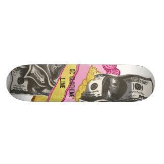 GC Clothing Line Skateboard
