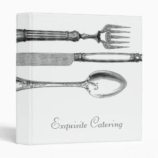 GC | Exquisite Table Setting 3 Ring Binder