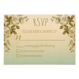 GC FOREVER IN LOVE RSVP CARD