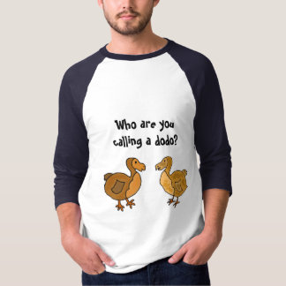 GC- Funny Dodo Bird Shirt
