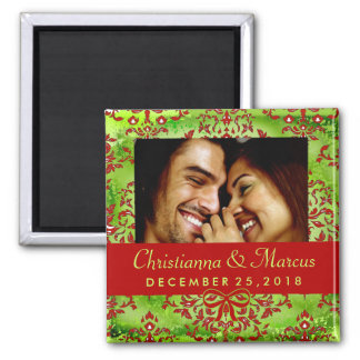 GC | Holidays Save the Date Magnet