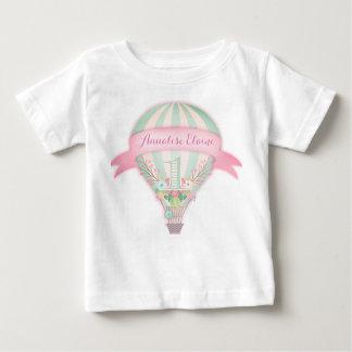 GC Hot Air Balloon First Birthday Tee