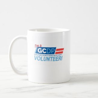 GC - Logo Volunteer Coffee Mug