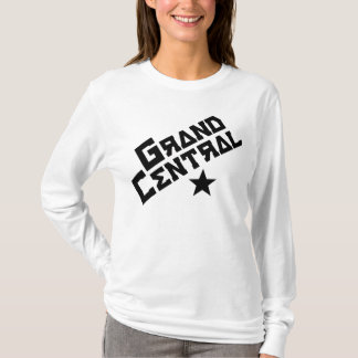 GC long sleeve with black logo T-Shirt