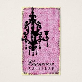 GC | Lustre Passionné - Pale Pink Business Card