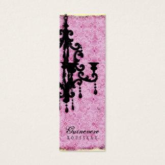 GC | Lustre Passionné - Pale Pink Mini Business Card