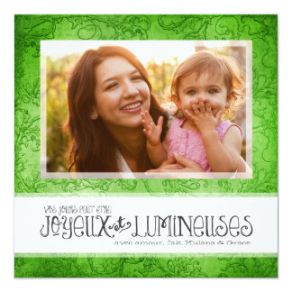 GC | May Your Days Be Merry & Bright Vert Card