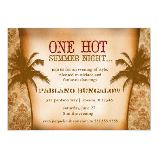 GC One Hot Summer Night Card