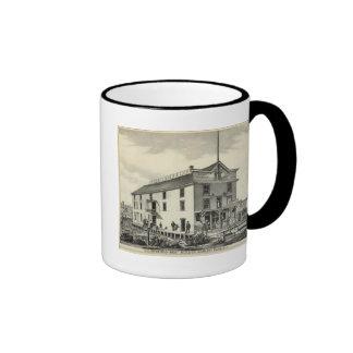 GC Ormerod, the Boat Builder, Asbury Park, NJ Ringer Mug