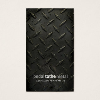 GC | Pedal to the Metal Business Card