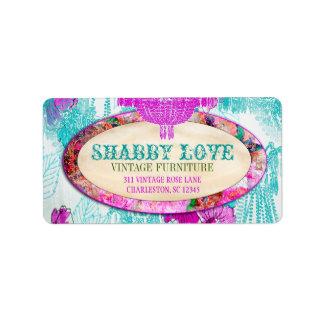 GC Shabby Love Address Label