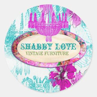 GC Shabby Love Sticker