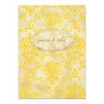 GC   Sweet Cookie Invitation   Lemon Cream