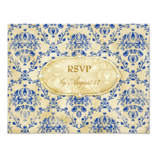 GC | Sweet Cookie RSVP | Blueberry Torte Card
