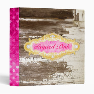 GC Tainted Pink Chipped Paint Binders
