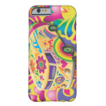 GC Ticket to Ride Hippy Peace Bus iPhone 6 case iPhone 6 Case