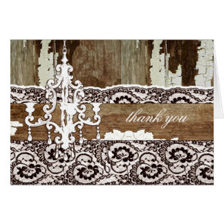 GC | Trash to Treasure Thank You Stationery Note Card