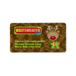 GC Ugly Sweater Party Labels