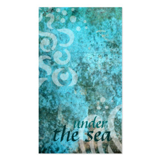 GC  | Under the Sea Business Card