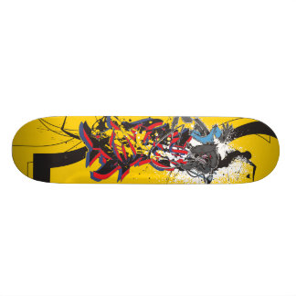GCB Howler Skate Board Decks