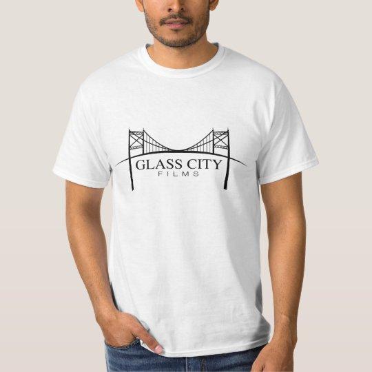 GCF- Basic Black Logo T-Shirt