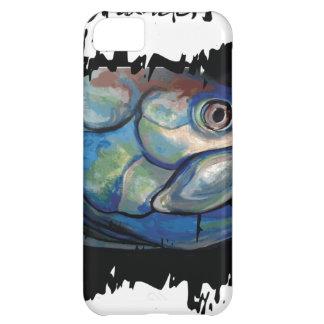 GCG Boca Grande Blue Tarpon Head Case For iPhone 5C