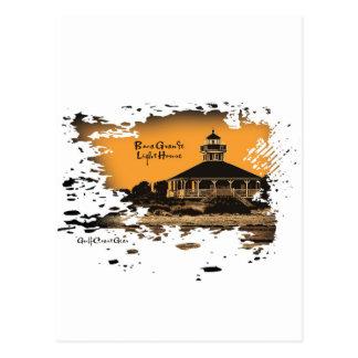 GCG Boca Lighthouse Postcard