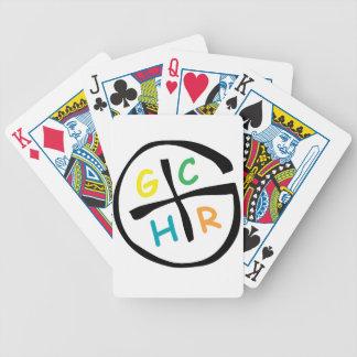 GCHR-Color Poker Deck
