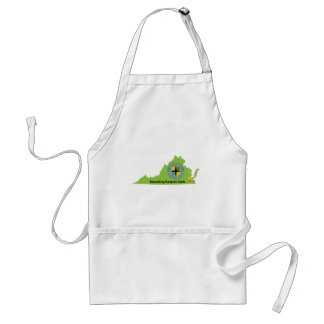 GCHR State Logo Adult Apron