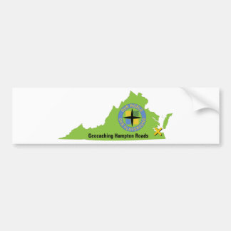 GCHR State Logo Bumper Sticker