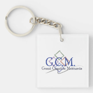 GCM Logo Keychain