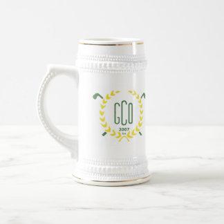GCO Stein 18 Oz Beer Stein