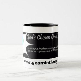 GCOM dos entonó la taza