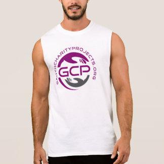 GCP Cut-Sleeves Sleeveless Shirt