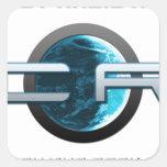GCRN - Unleash the Geek in You Square Sticker