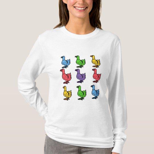 GD- Chickens shirt