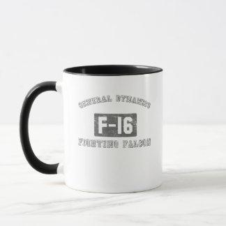 GD F-16 Facon Mug