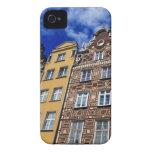 Gdansk pintoresca, Polonia iPhone 4 Case-Mate Cárcasa