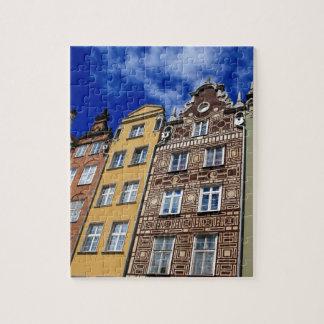 Gdansk pintoresca, Polonia Puzzles Con Fotos