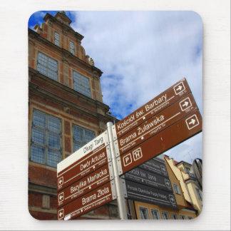 Gdansk, Poland Mouse Pad