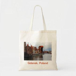 Gdansk, Polonia Bolsa Tela Barata