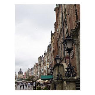 Gdansk Postcards