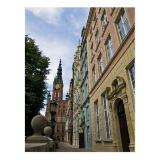Gdansk Postcard