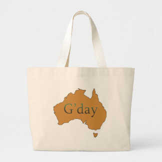 G'day Tote Bags