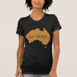 G'day Camisetas