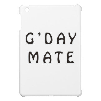 G'DAY MATE COVER FOR THE iPad MINI