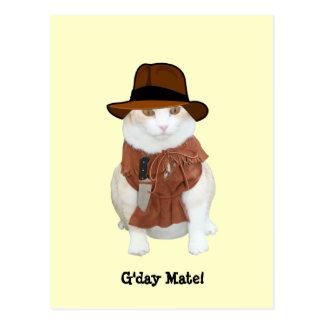G'Day Mate! Postcard